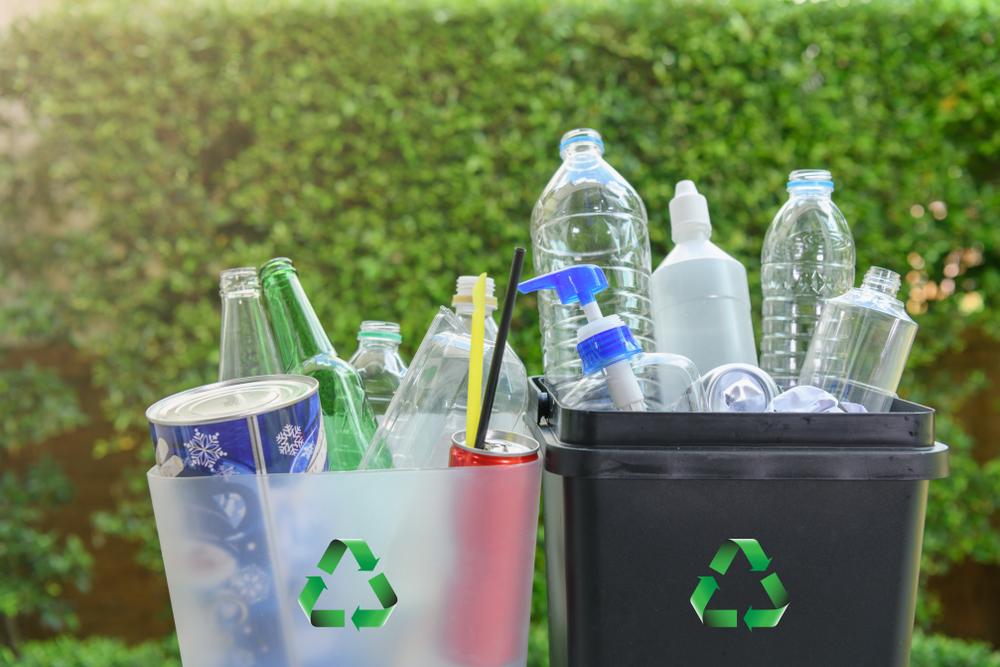 récupérer les plastiques